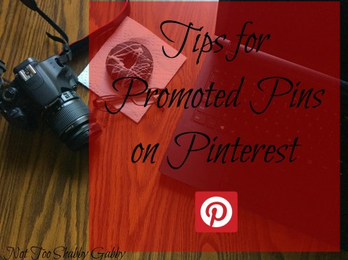 Tips for Promoted Pins on Pinterest
