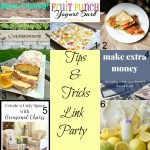 Tips & Tricks Link Party #66