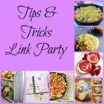 Tips & Tricks Link Party #78
