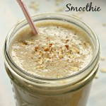 Chai Tea Oatmeal Smoothie