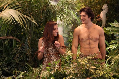 Tarzan Learns About Pronouns!