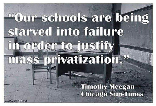 Why Blame the Teachers When the Problem Is Higher Up?