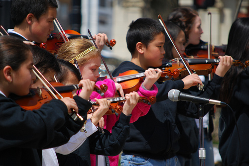 Have a Musician Evaluate the Music Teachers