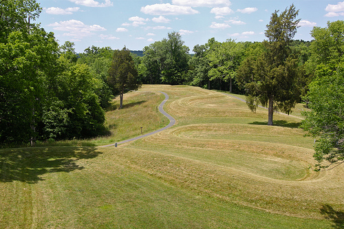 SERPENT MOUND photo
