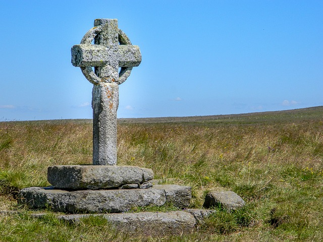 celtic cross photo