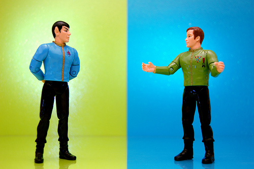 Star Trek's Real Mission: To Teach Us How Civilized Adults Make Decisions