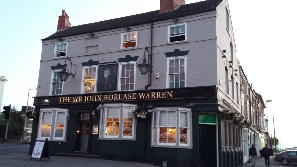 The NOTTS TV Pub of the Month