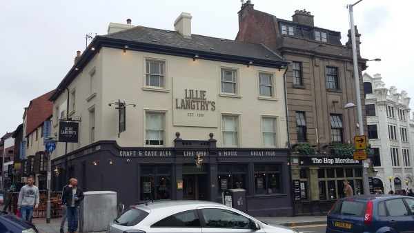 Langtrys gets a makeover…