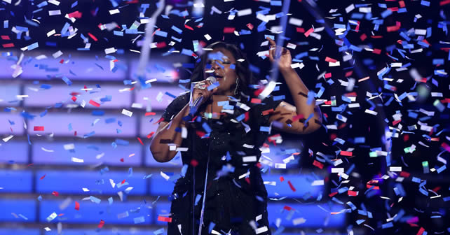 Candice Glover gana la final de American Idol