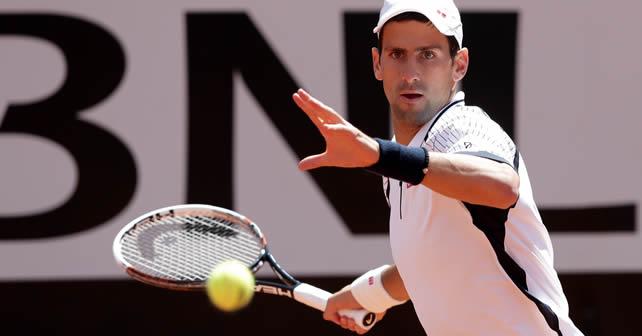 Djokovic eliminado en Abierto de Italia