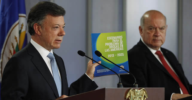 Informe OEA aborda despenalización consumo drogas