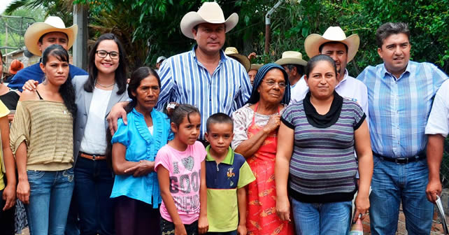 Abel Gallardo Morales, Presidente Municipal de Abasolo Foto Facebook