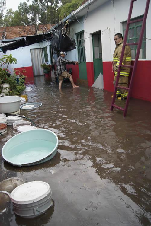 Pénjamo abrirá centro de acopio por huracán Foto: archivo