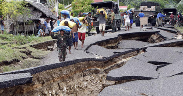filipinas terremoto