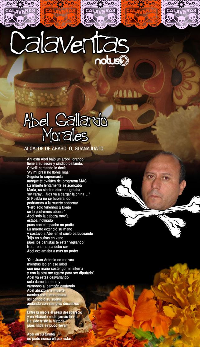 CALAVERAS NOTUS 01 abel galardo morales
