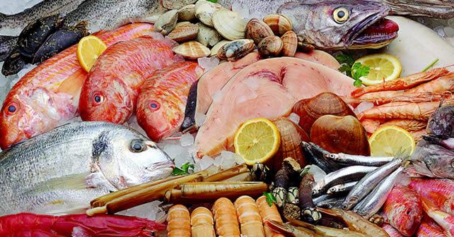 pescados-mariscos