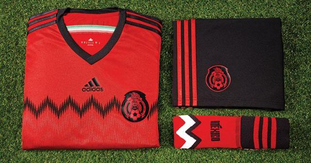 uniforme seleccion mexicana