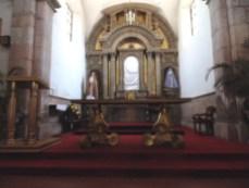Templo de Ntra. Sra. de la Soledad (Interior)