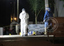 Balacera en Corralejo deja dos muertos, entre ellos un policía municipal