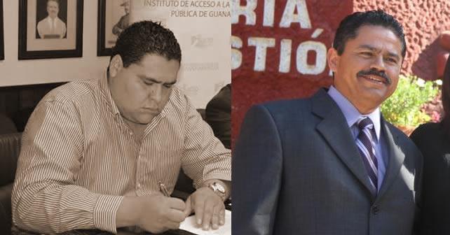 (Izquierda) Erick A. Canto Crivelli (Derecha) Javier Granados Barragán