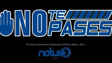 Photo of No te Pases; Notus TV