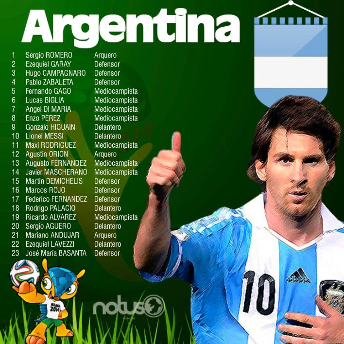 ARGENTINA OK