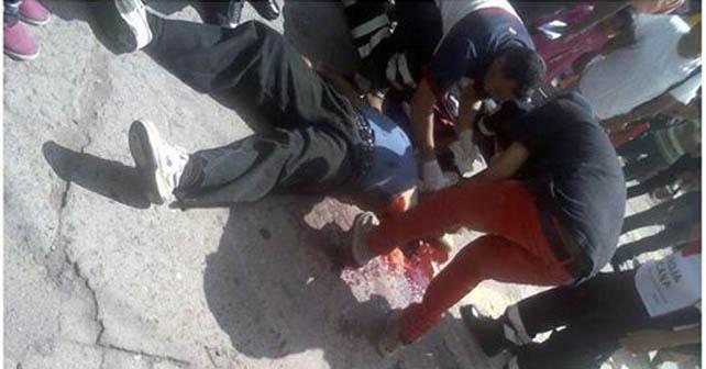 Un comerciante fue asesinado frente al mercado Miguel Hidalgo en Pénjamo