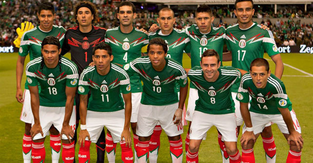seleccion mexicana ok