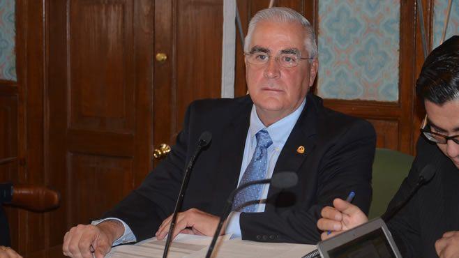 Diputado Ricardo Torres Origel
