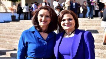 Maru Carreño y Ma Dolores Rios Ramirez DIF Celaya