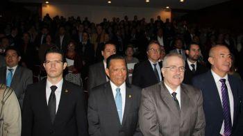 Rector General en el evento (1)