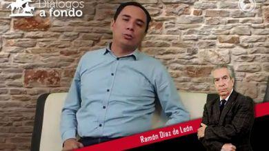 Photo of Moisés Cortéz en Diálogos a Fondo