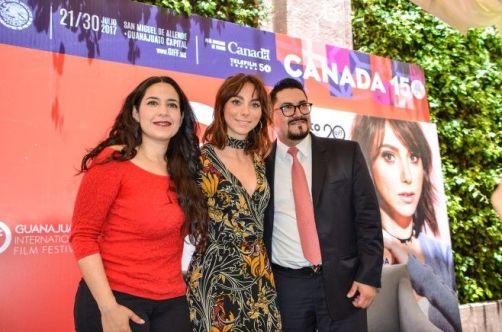 TIARE SCANDA, NATALIA TELLEZ Y DR. RODRIGO LOPEZ