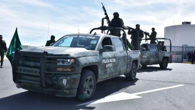 Photo of ¿Y la famosa policía militar, dónde quedó en Guanajuato?