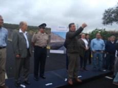 El 19 de junio, fue inaugurado el Cuarto Cinturón Vial en Irapuato. Foto Notus