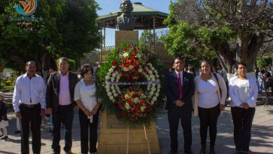 Photo of Conmemoran natalicio de Benito Juárez en Huanímaro