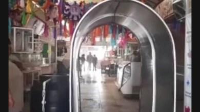 Photo of Prohibe Municipio de Salamanca la instalación de un Túnel Sanitizante en el Mercado Barahona