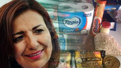 Photo of Pide alcaldesa Bety Hernández comprar productos locales; y entrega despensas con productos de Dif de Tlaxcala