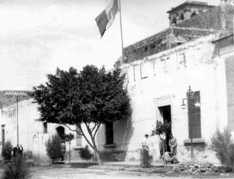 CUARTEL MILITAR, HOY TEATRO DE LA CIUDAD