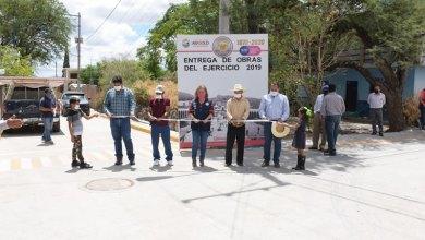 Photo of Samuel Cruz Inaugura dos Calles en Rancho Nuevo de la Cruz