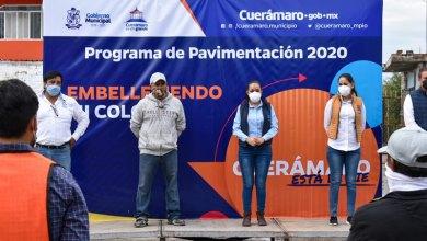 Photo of Arranca alcaldesa ana rosa bueno, programa de pavimentación de calles