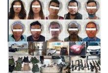 Photo of Vinculación a proceso en contra 10 personas por acopio de armas