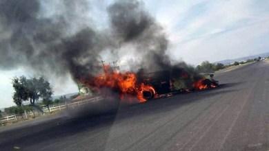 Photo of Terror en Guanajuato: Balaceras, detonaciones con granadas, vehículos incendiados…