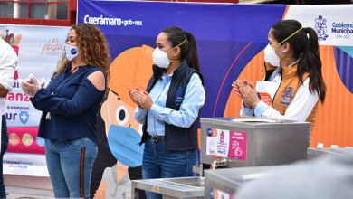 Photo of Alcaldesa Entrega 15 kits de sanidad para los 4 principales grupos económicos del comercio en Cuerámaro