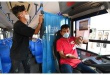Photo of Refuerzan limpieza en transporte público