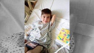 Photo of Gerardito de 5 años, necesita plaquetas
