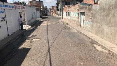 "Photo of ""Baches y más baches"": Calle Mina en Abasolo"