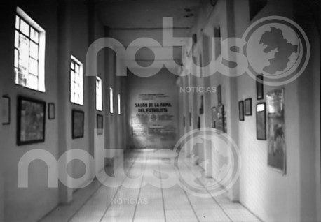 YA ABANDONADO EL ESTADIO ALBERGÓ UN MUSEO