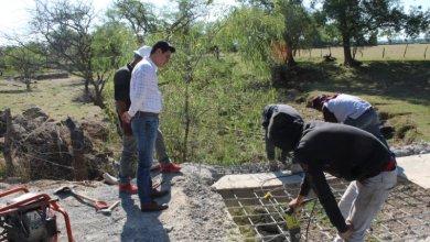 Photo of Alcalde supervisa puente en Frías