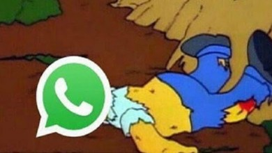 Photo of Se cae WhatsApp; usuarios reportan fallas en el servicio
